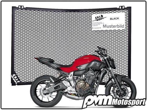 Kühlergitter Yamaha MT07 ABS