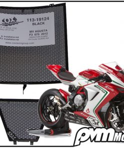 COX Racing Kühlerschutzgitter MV