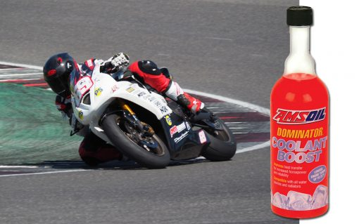 AMS Track Coolant Booster
