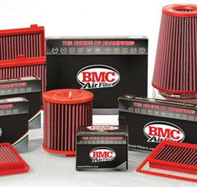 BMC Luftfilter Auswahl