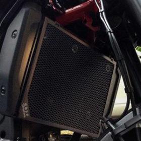 Cox Racing Kühlerschutzgitter schützen deinen Kühler