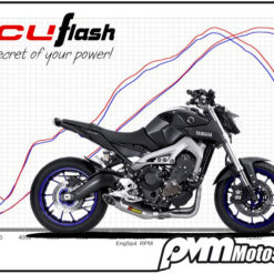 ECUflash Yamaha MT09A