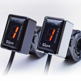 Gipro Lenkerhalter in schwarz oder chrome