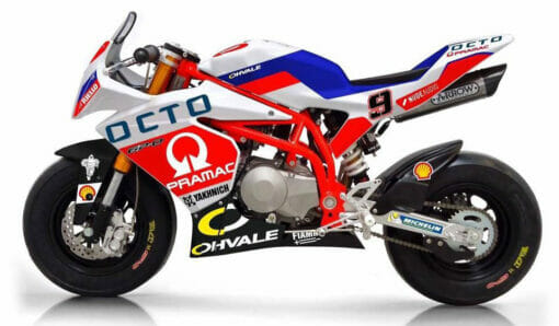 Ohvale GP-0 Daytona