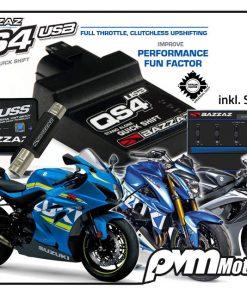 Q600 Quickshifter GSX-R 600/750/1000