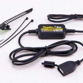 HealTech Thunderbox USB Anschluss Optional