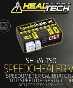 Speedohealer TSD