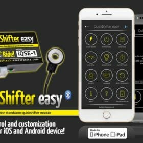 iQSE Quick Shifter Easy mit Bluetooth