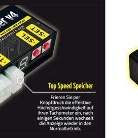 HealTech Speedohealer Kawasaki